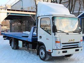 Вид 0: Jac Motors N80 эвакуатор
