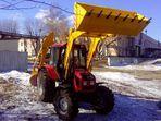 Беларус - 92П экскаватор-погрузчик